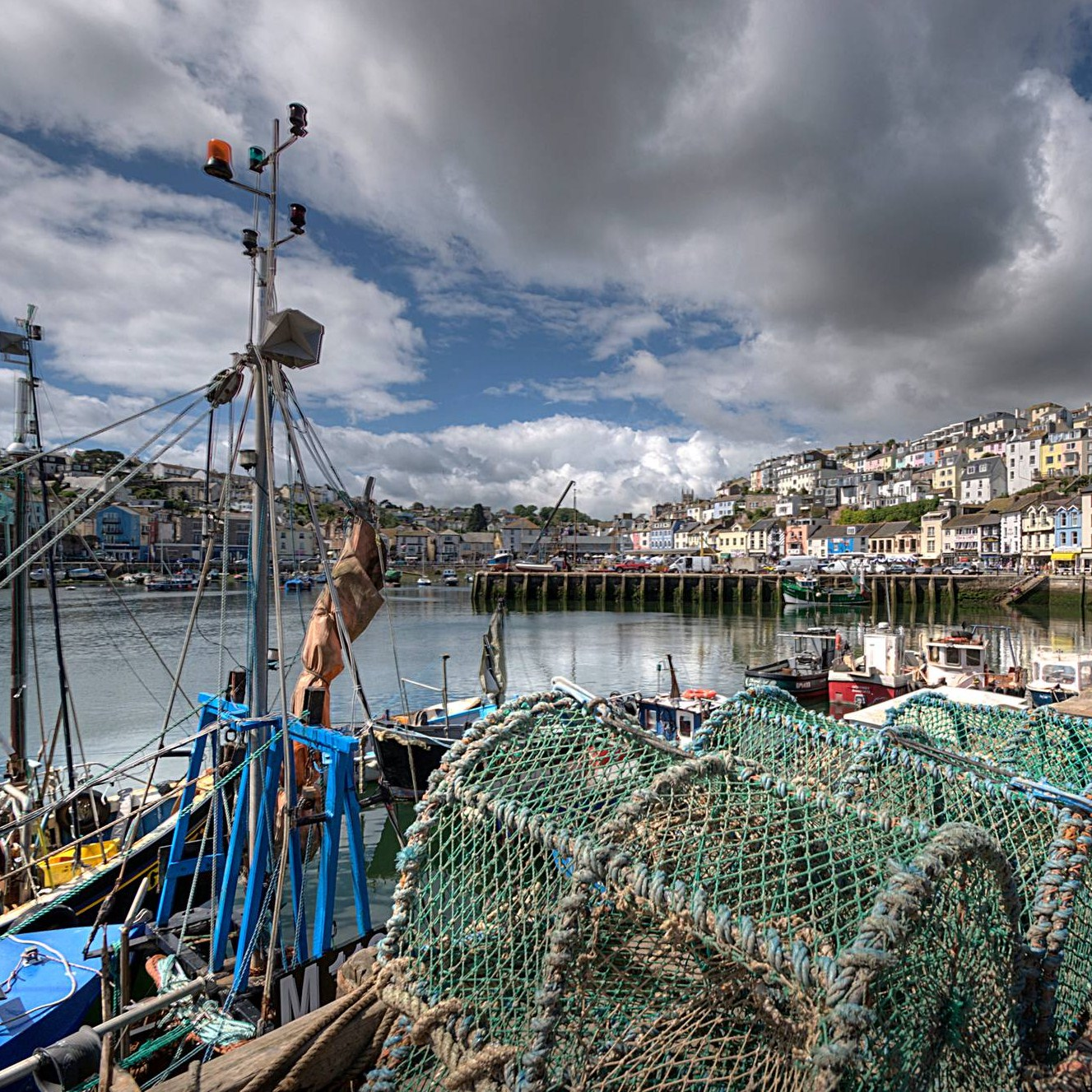 Brixham Harbour Trip