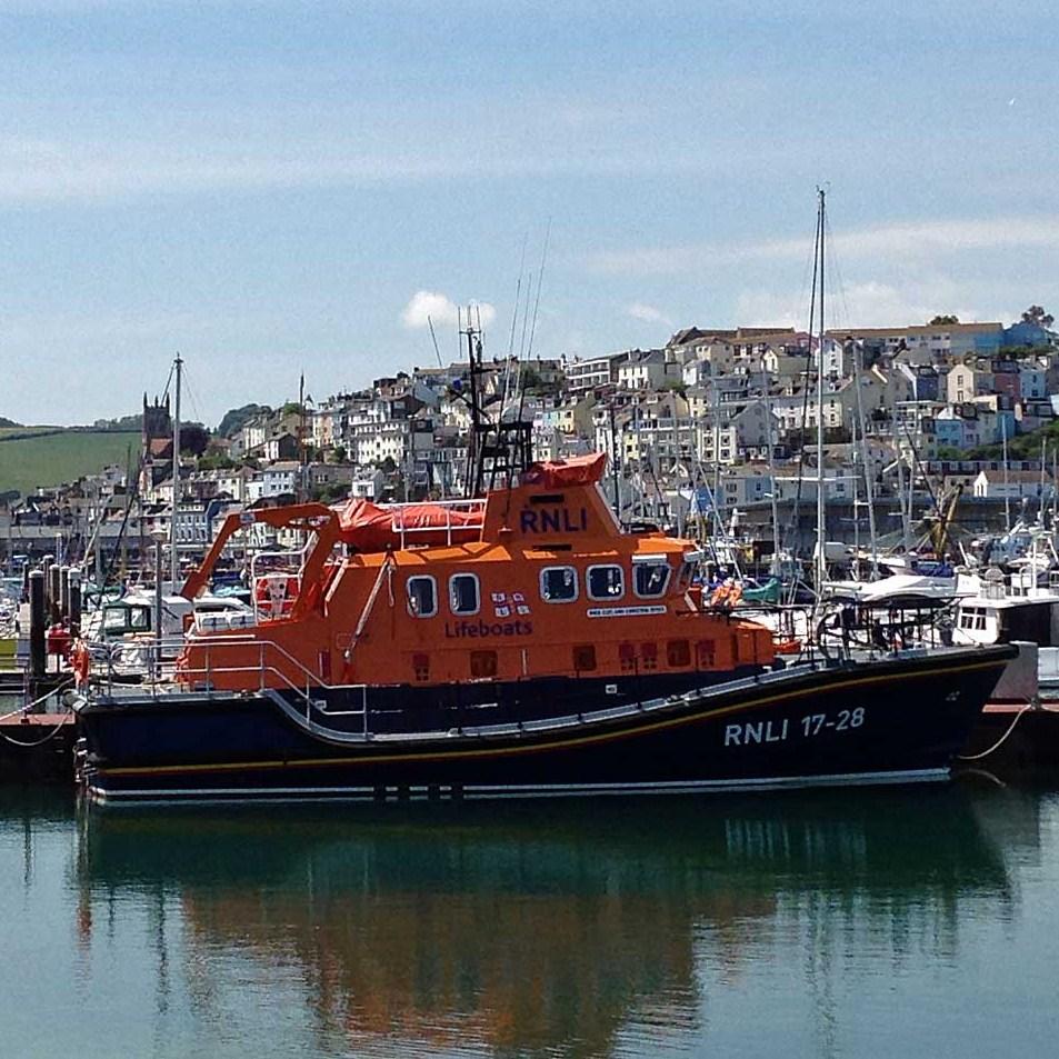 Brixham's RNLI Lifeboat