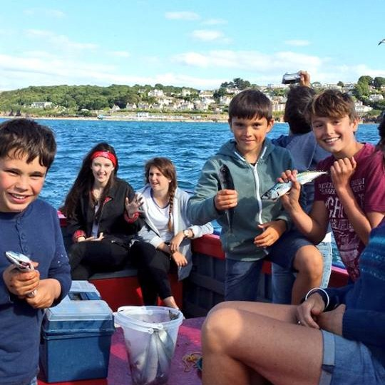 Fun - Filled Fishing Boat Trip