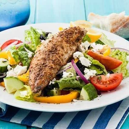 Freshest Mackerel Salad