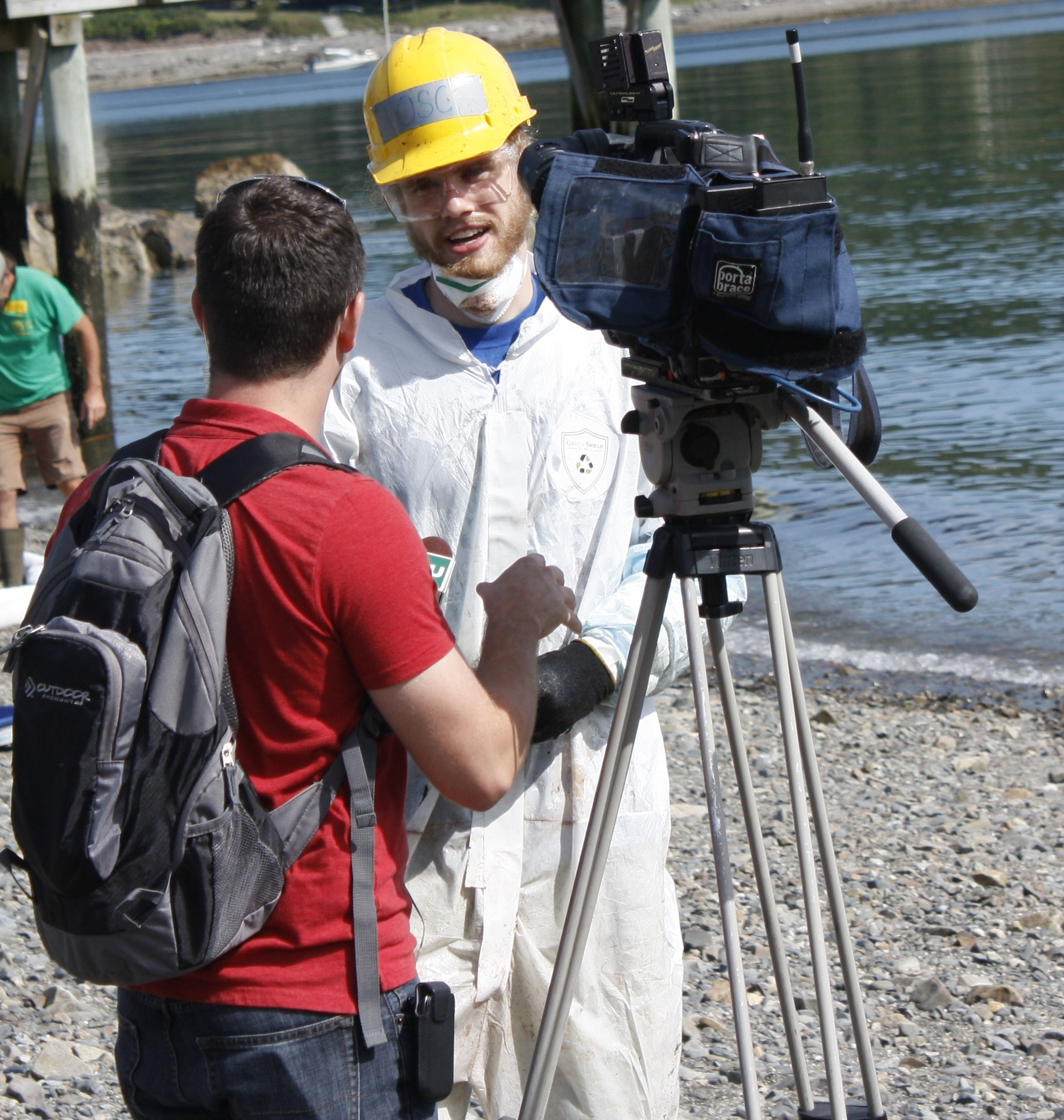 Survey work and safety in Torbay, tow boats, diving and film work