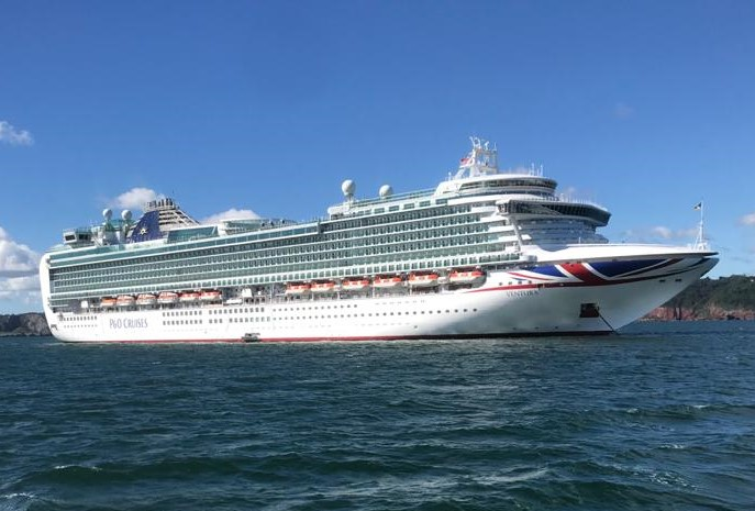 Cruise Ship Trips in Torbay 2021